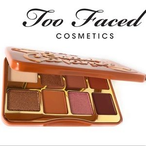 Host Pick 🥳Too Faced Caramel Eye Shadow Palette